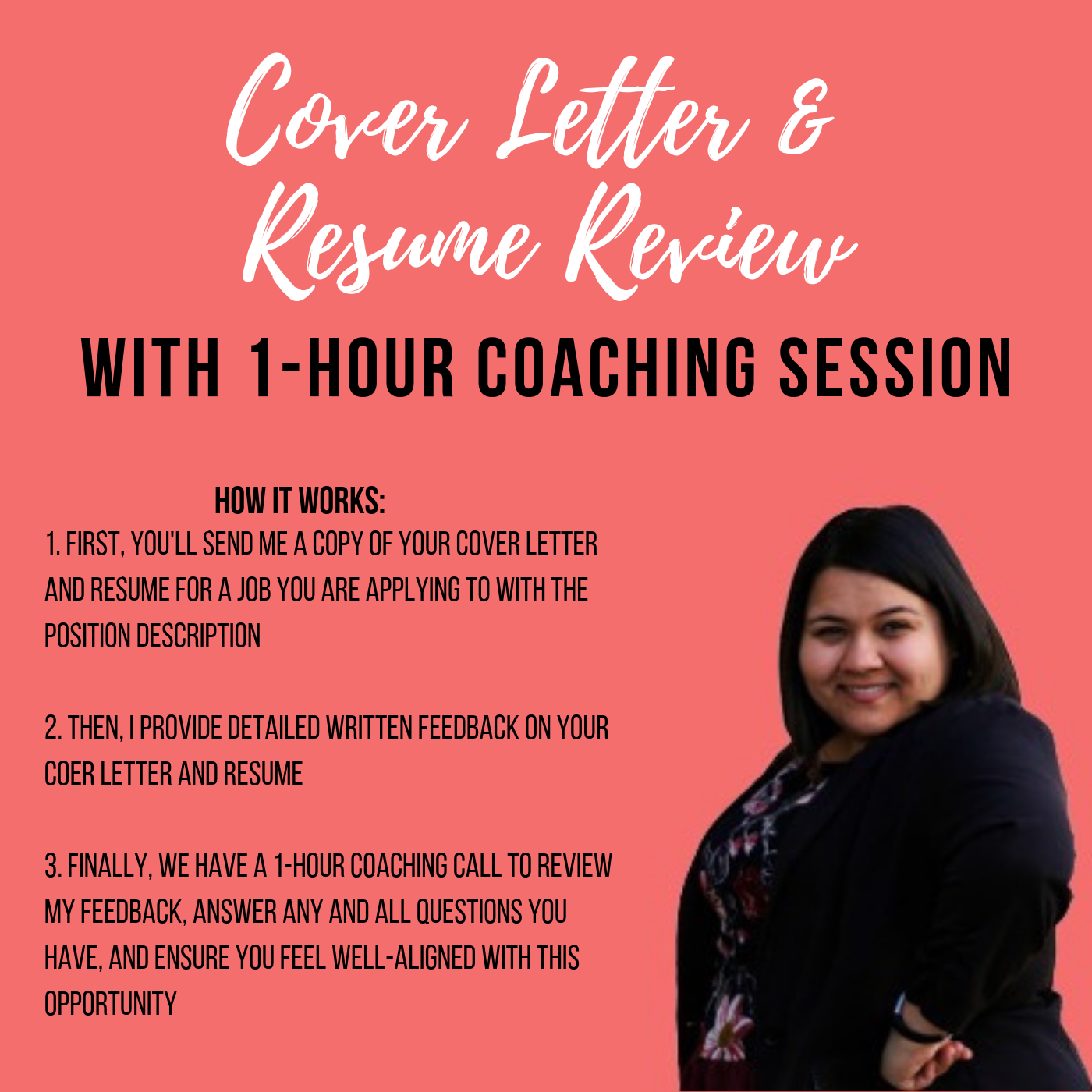 cover letter and resume review
